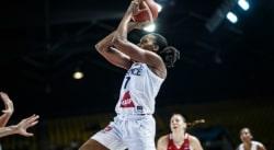 EuroBasket : Les Bleues démarrent par un festival offensif