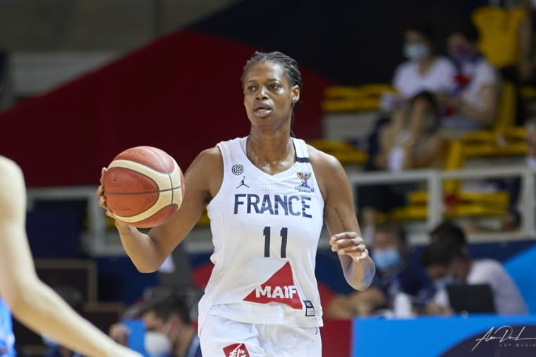 Eurobasket : Les Bleues sont en finale !
