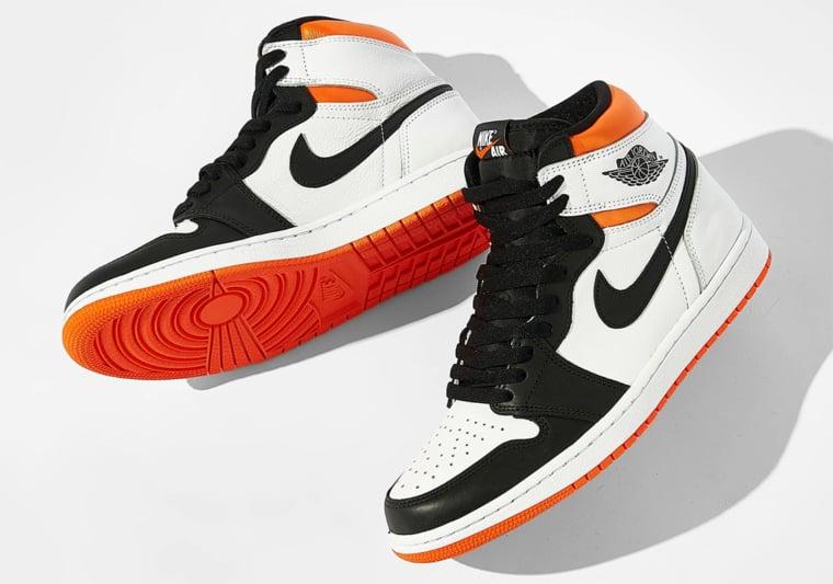 Release de la semaine : Air Jordan 1 High OG Electro Orange