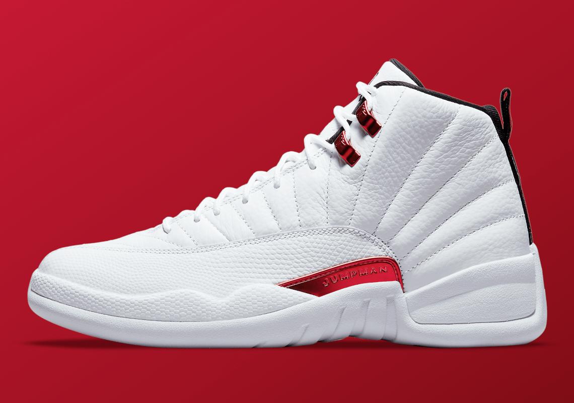 La Air Jordan 12 présente un nouveau coloris Twist