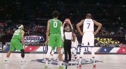 Team USA battue par le Nigeria, une petite onde de choc !