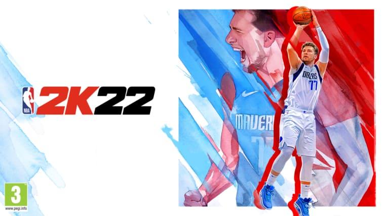 NBA 2K22 : Luka Doncic, Candace Parker et trois légendes sur les superbes couvertures