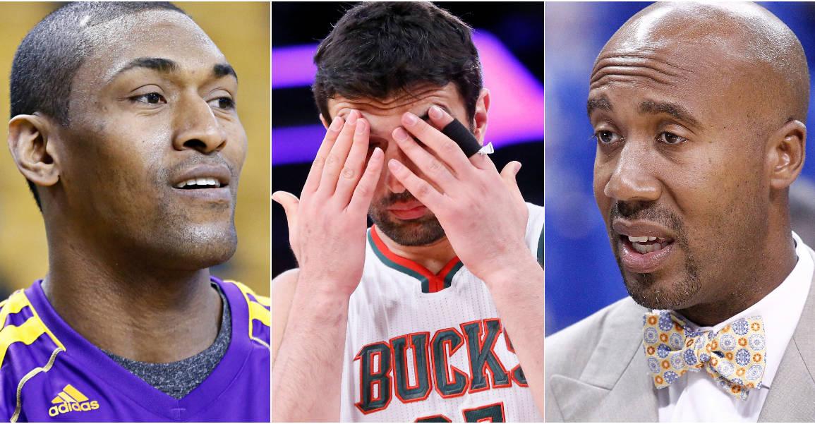Les joueurs les plus dirty de l'histoire de la NBA