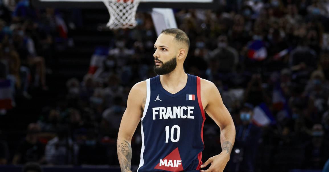 Evan Fournier corrige Blanquer : «Notre culture sportive est désastreuse»