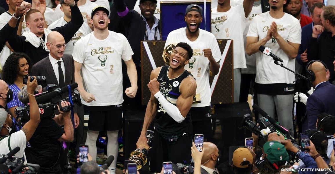 Bilan des Finales NBA, quel futur pour Giannis et les Bucks ?