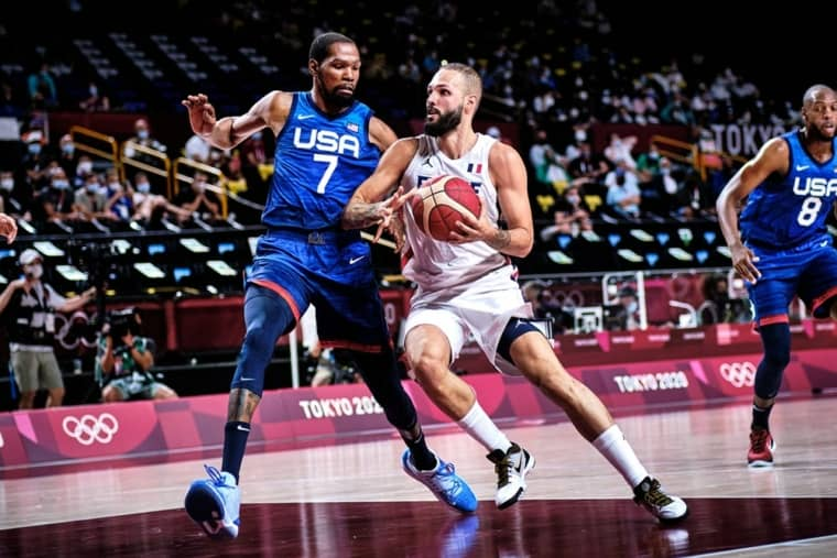 ENORME : Les Bleus font tomber Team USA d'entrée !