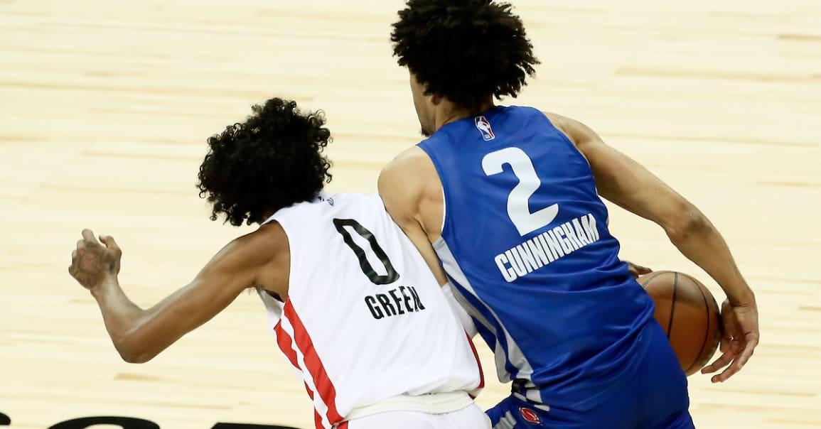 Jalen Green vs Cade Cunningham, un duel au sommet qu'il ne fallait pas rater !