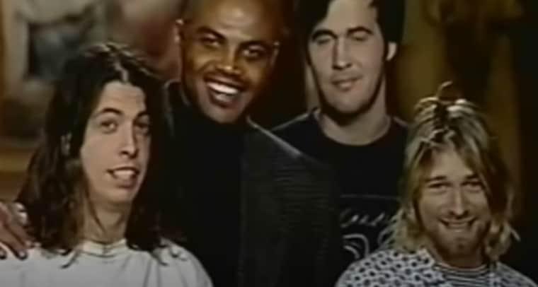 Charles Barkley et Nirvana, une rencontre so 1993
