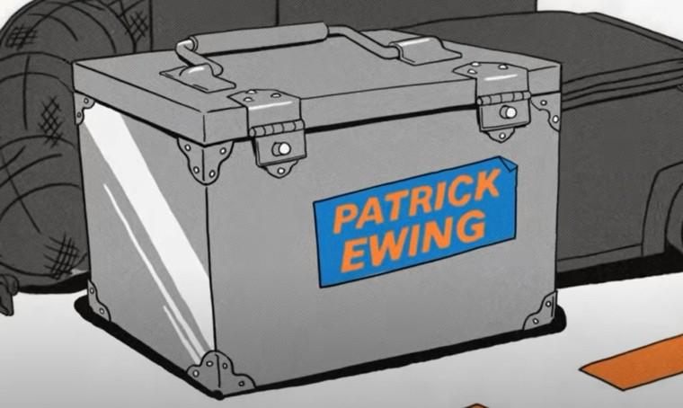 Jalen Rose raconte la rivalité avec les Knicks : «J'ai volé la télé de Patrick Ewing»