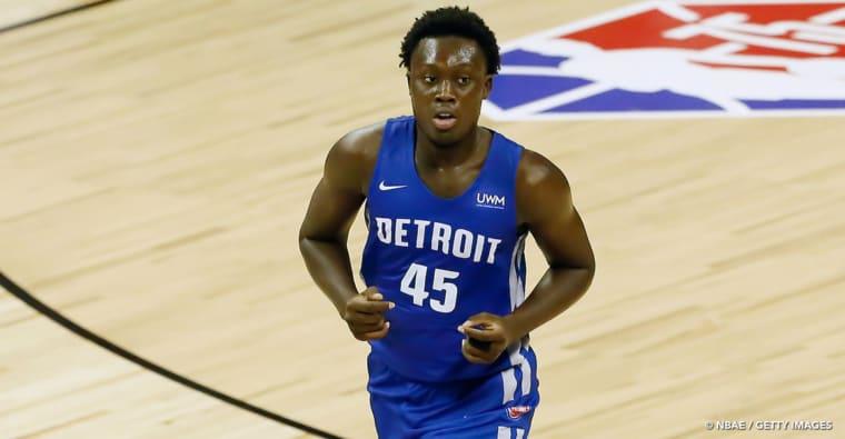 Sekou Doumbouya débarque aux Nets contre DeAndre Jordan !