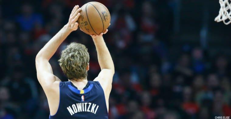 «Respire par les yeux», le conseil mystique de Dirk Nowitzki pour être fort à 3 points