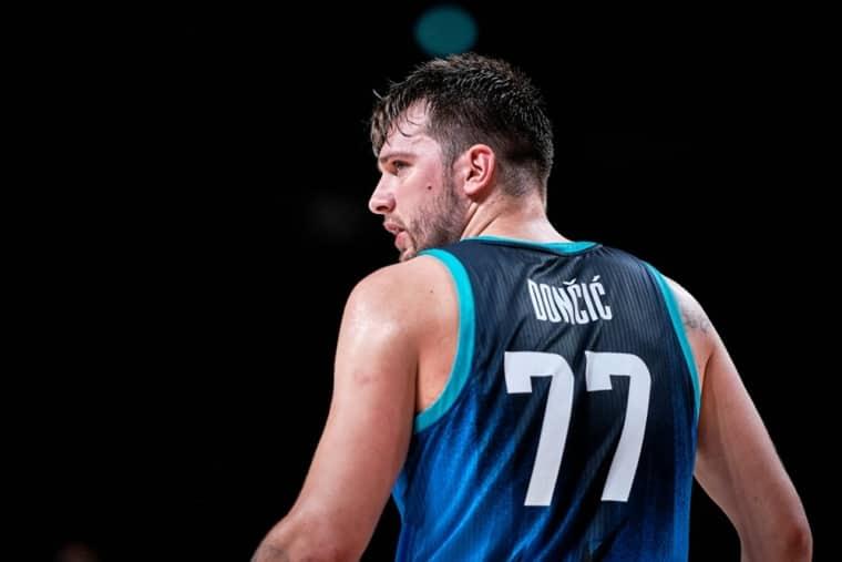 Luka Doncic en veut à la FIBA mais encense Nicolas Batum