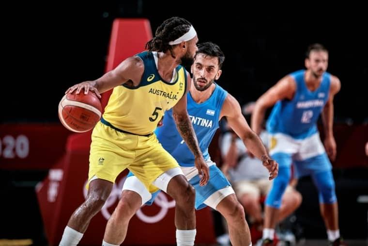 L'Australie écrase l'Argentine, le choc face à Team USA aura bien lieu