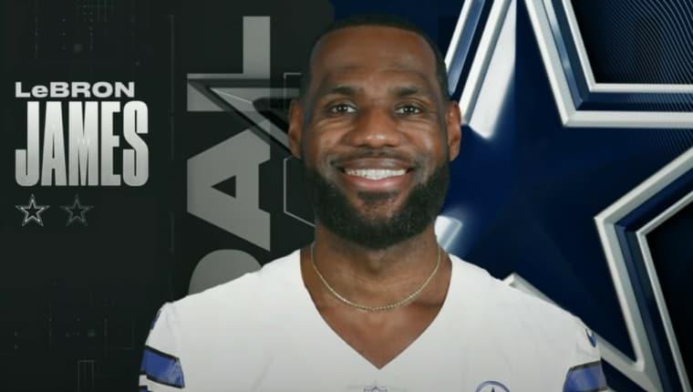 LeBron James en NFL ? En 2011, il y a sérieusement réfléchi