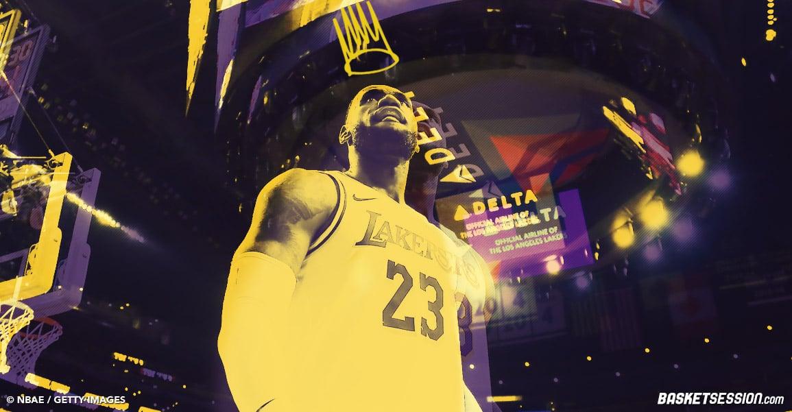 LeBron James n'est plus le meilleur joueur du monde… et alors ?