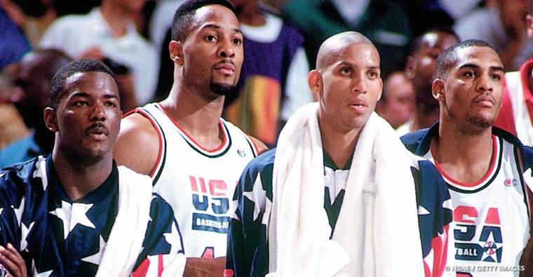 Vous ne devinerez jamais qui était le meilleur contreur de Team USA aux JO 96