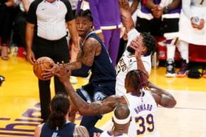 Ja Morant, James Harden : Les 5 performances de la nuit en NBA