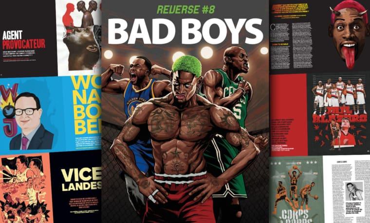 Mook REVERSE #8 : Bad Boys !