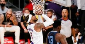 CQFR : Melo porte les Lakers, Curry et les Warriors sur un nuage