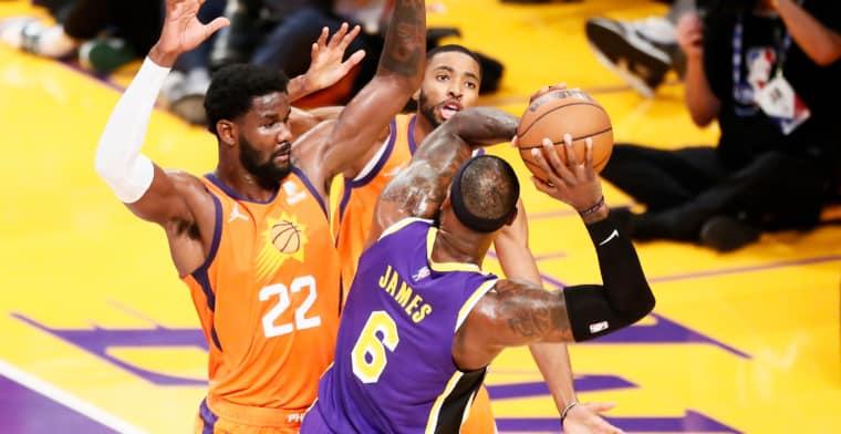 CQFR : Les Lakers n'y arrivent pas et s'embrouillent, KD sèche Philly